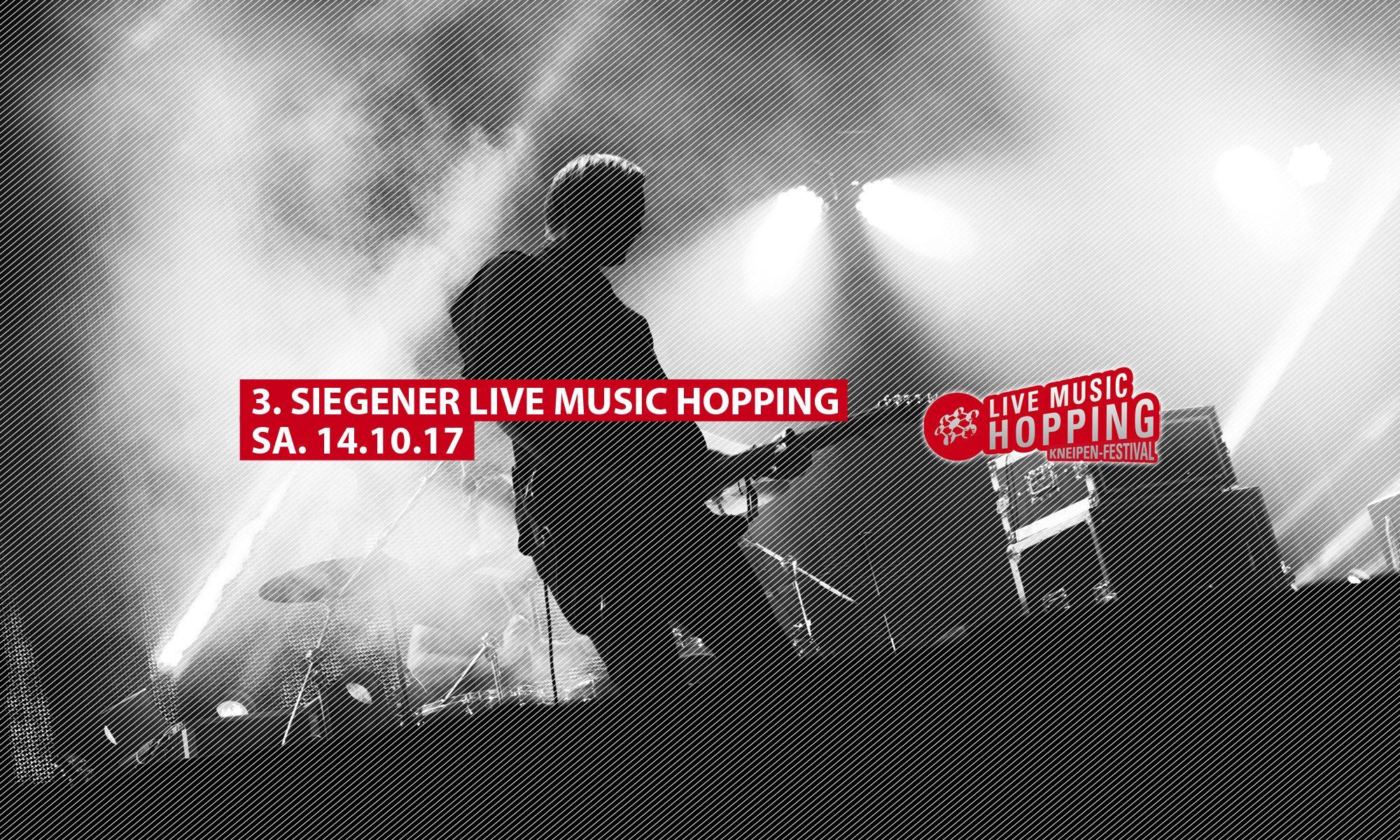 3. Siegener Live Music Hopping